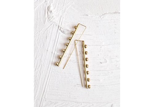 Hebba Line earrings