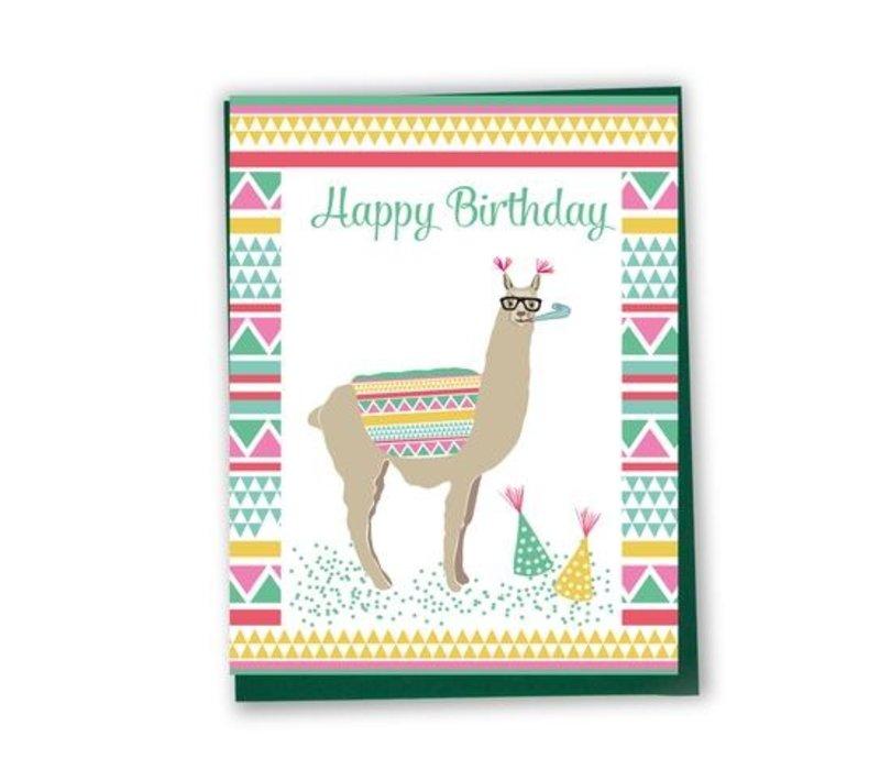 CS Happy Birthday Lama