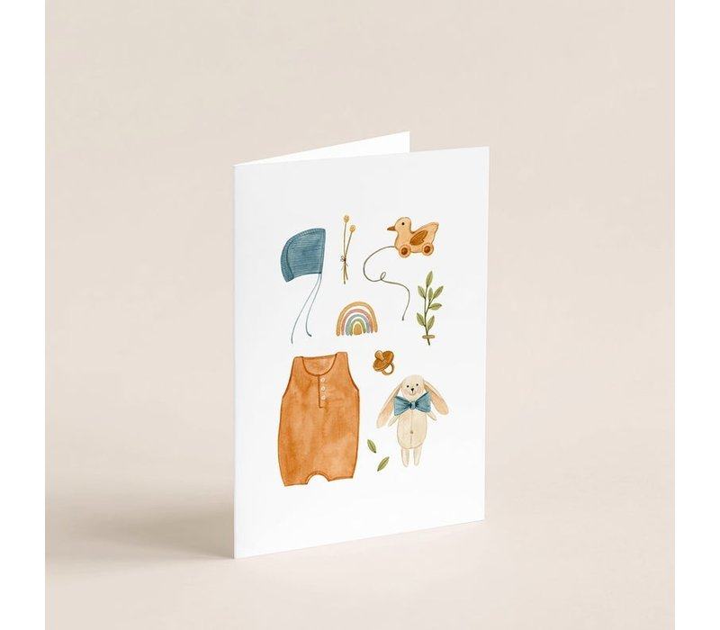 Greeting card Sweetheart