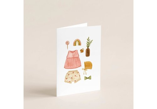 Greeting Card Adorable
