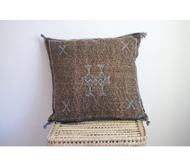 Cactus Silk Pillow BR1