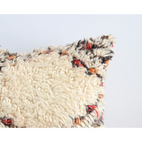Vintage Rug Pillow orange A