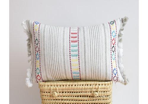 MC Berber Pillow grey A