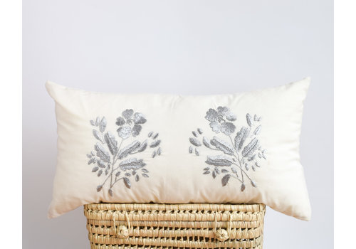 Chantilly Pillow Grey