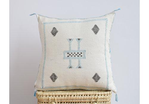 Cactus Silk Pillow WHB