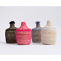 Berber Basket PM - black