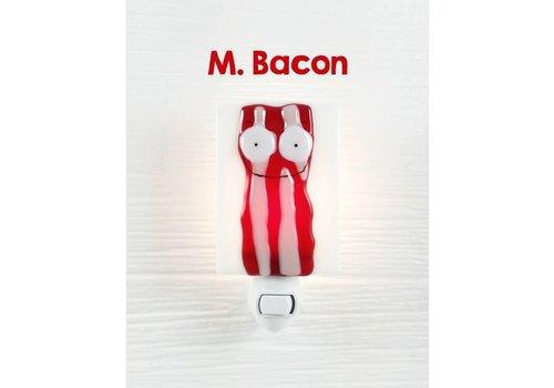 Veilleuse M. Bacon