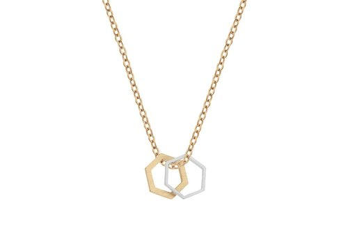Marilou Necklace yellow gold