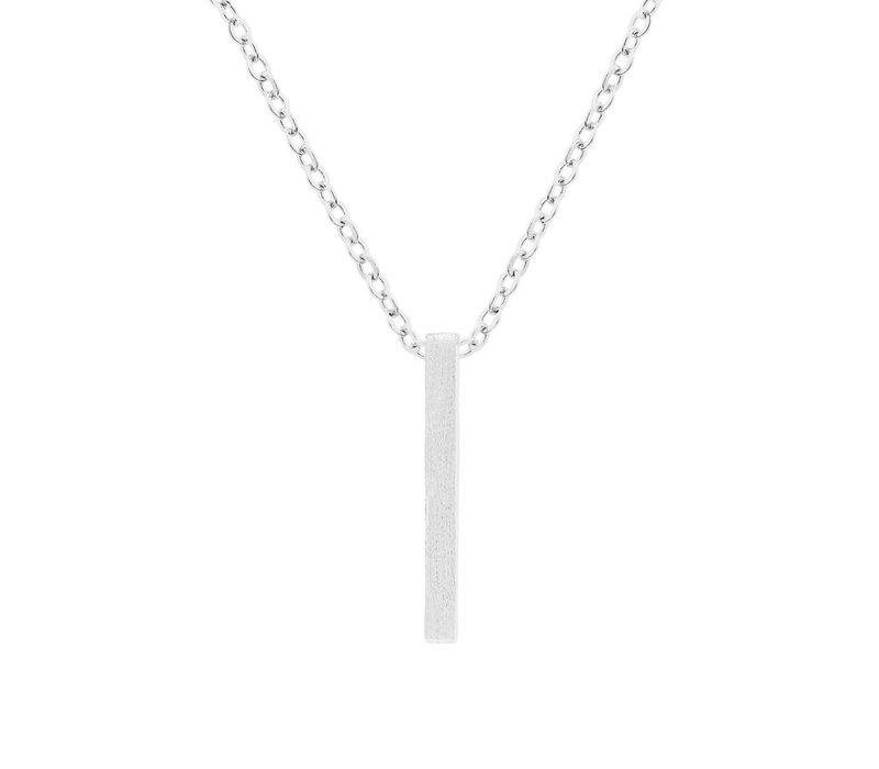 collier ariel silver