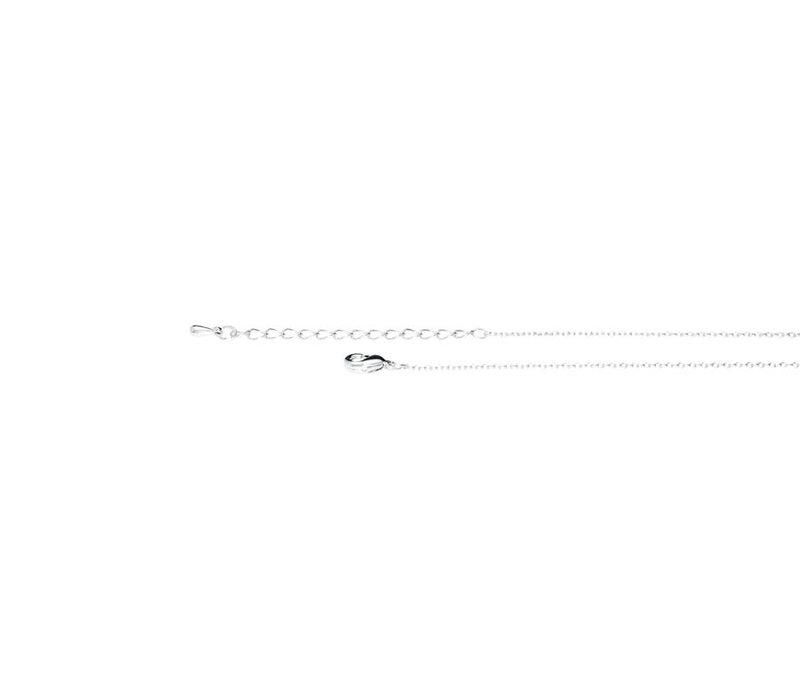 Callie Necklace silver