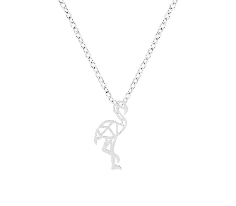 Liliya Necklace silver