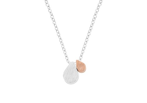 Avery Necklace silver