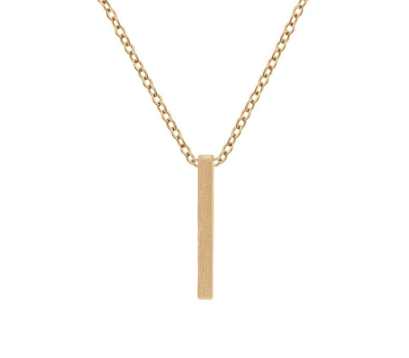 Ariel Necklace yellow gold