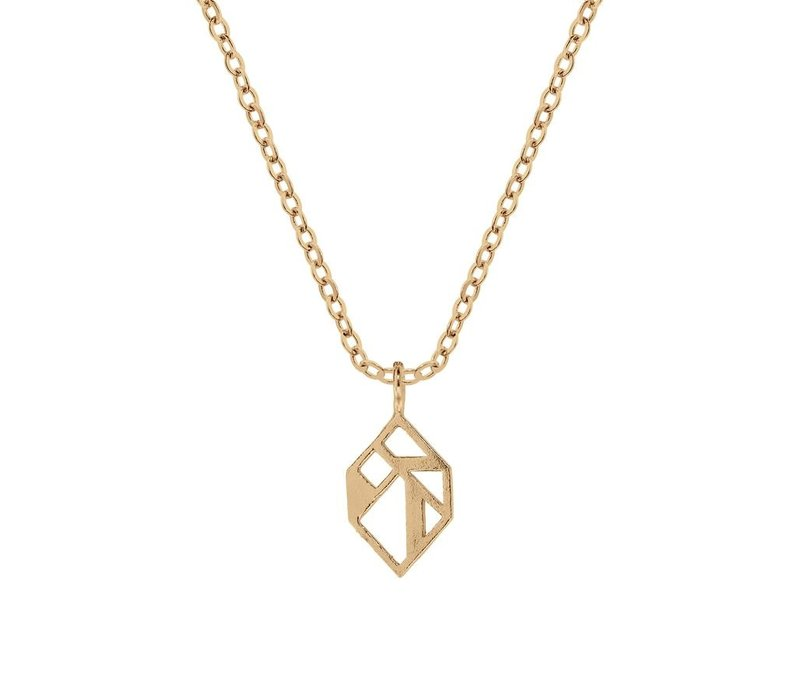 Letty Necklace gold