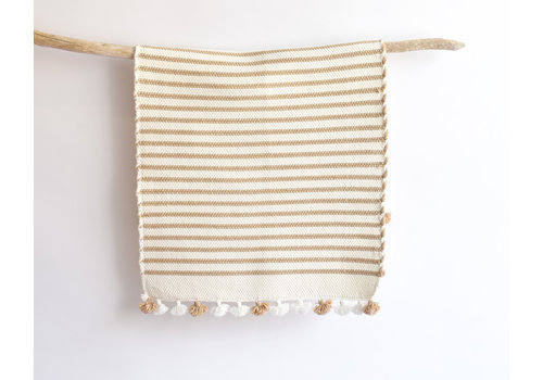 Cotton Bathmat - beige