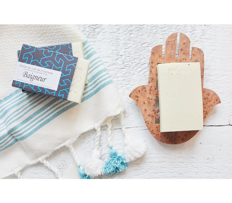 Natural Soap Baigneur