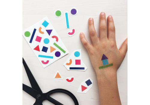 Temporary Tattoos - shapes
