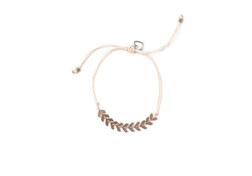 Bracelet LEAF natural