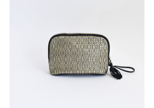 Tata Clutch - gold