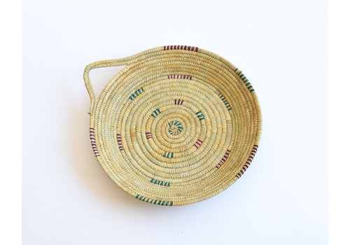 Wicker Tray - color M
