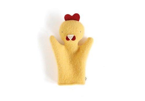 Marionette poulet