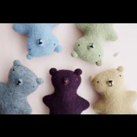 petit ourson laine