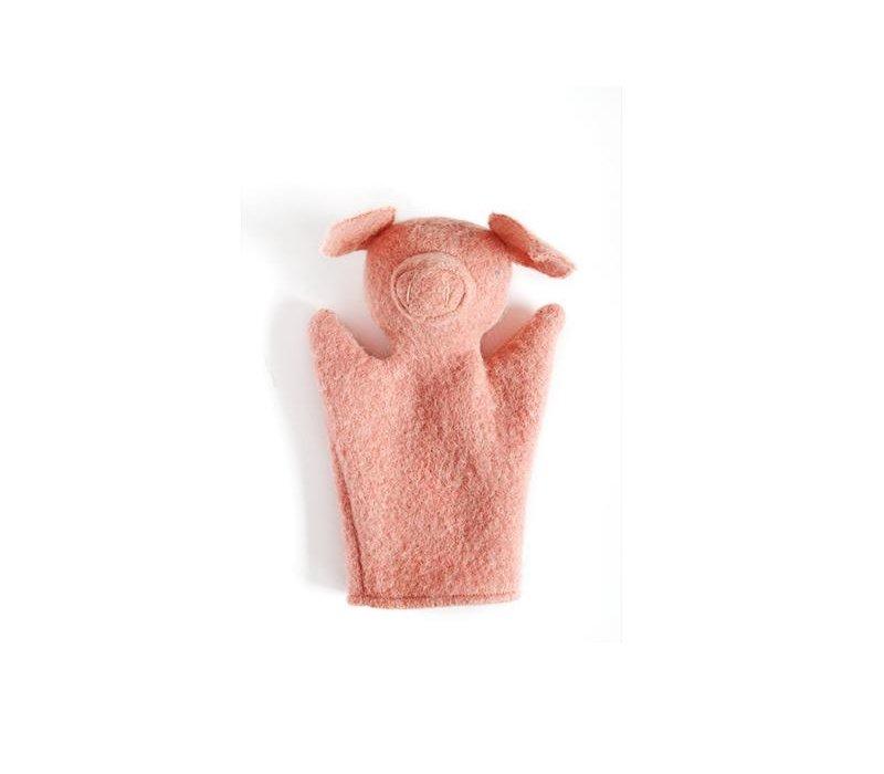 Marionette cochon