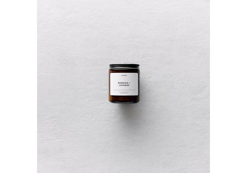 Rosemary-Lavender Candle