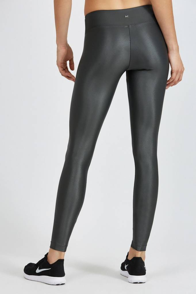 KORAL Lustrous Legging- Gunmetal