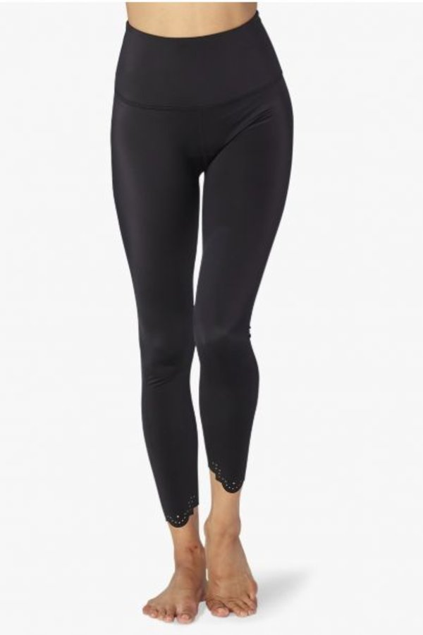 BEYOND YOGA Cruz Scalloped High Waisted legging