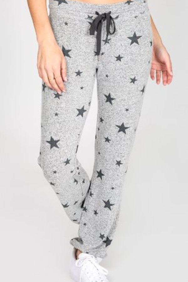 P.J Salvage Starry Eyed Stars Banded Pant