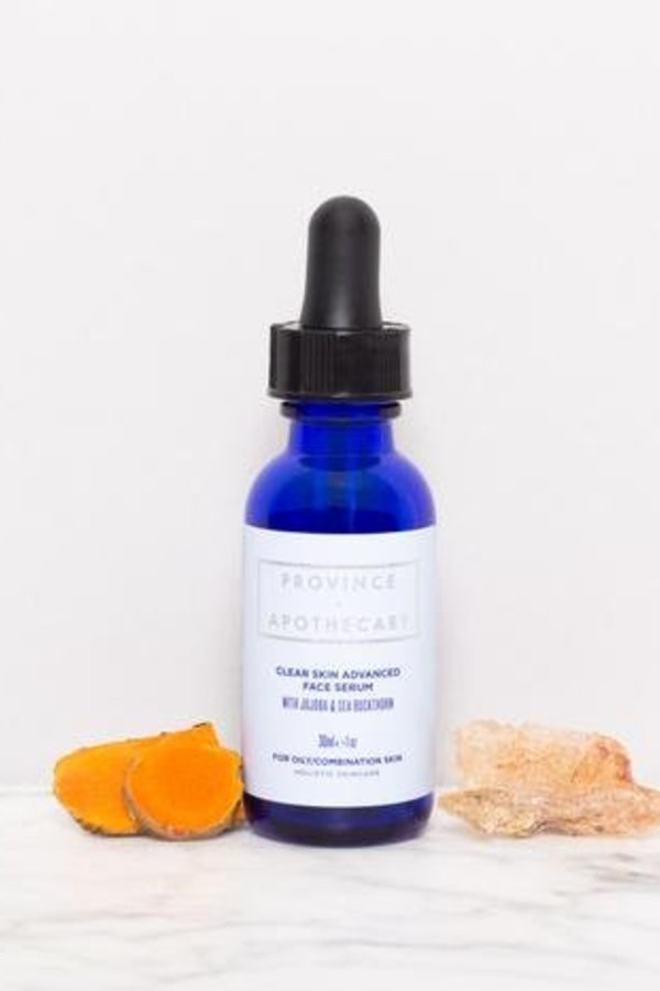 Province Apothecary Copy of Rejuvenating + Hydratating Face Serum 30 ml