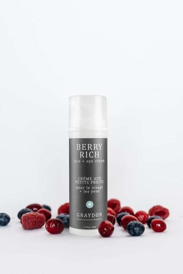 Graydon Berry rich face + Eye cream