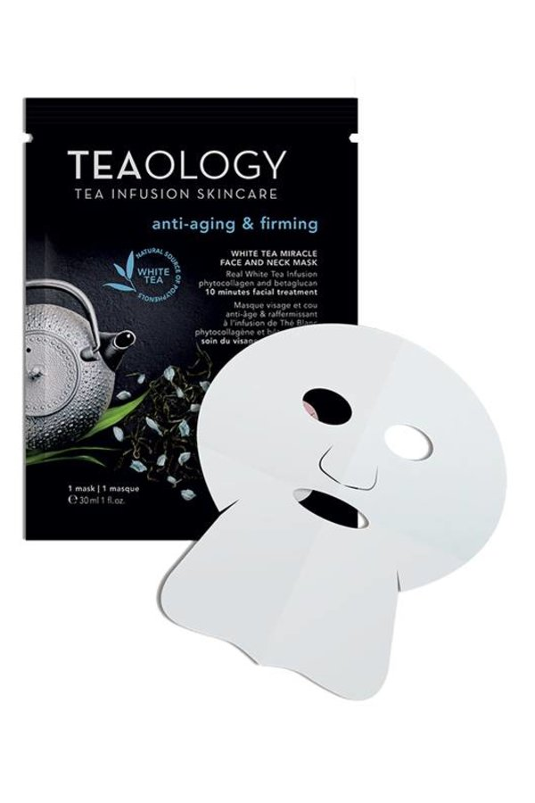 TEAOLOGY Miracle Face and neck Mask