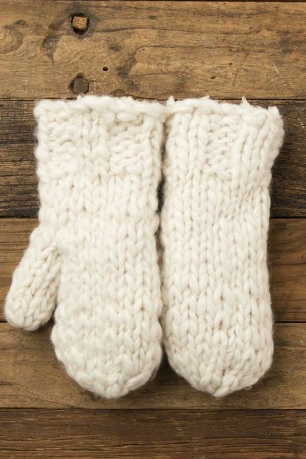 Lemon Loungewear Winter Slub Mitten (Carryover)