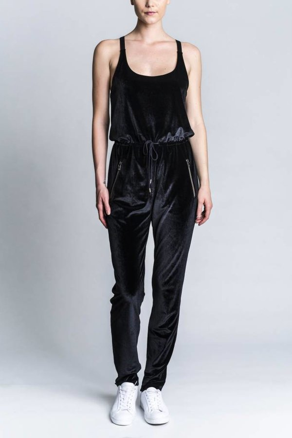 HEROINE SPORT Off Duty Jumpsuit