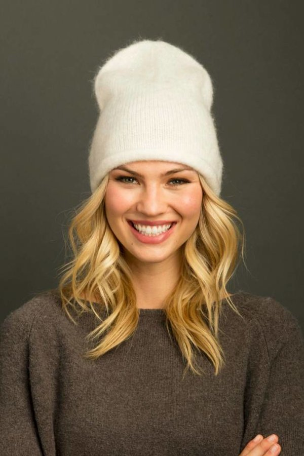 Lemon Loungewear Frosted Wool Beanie