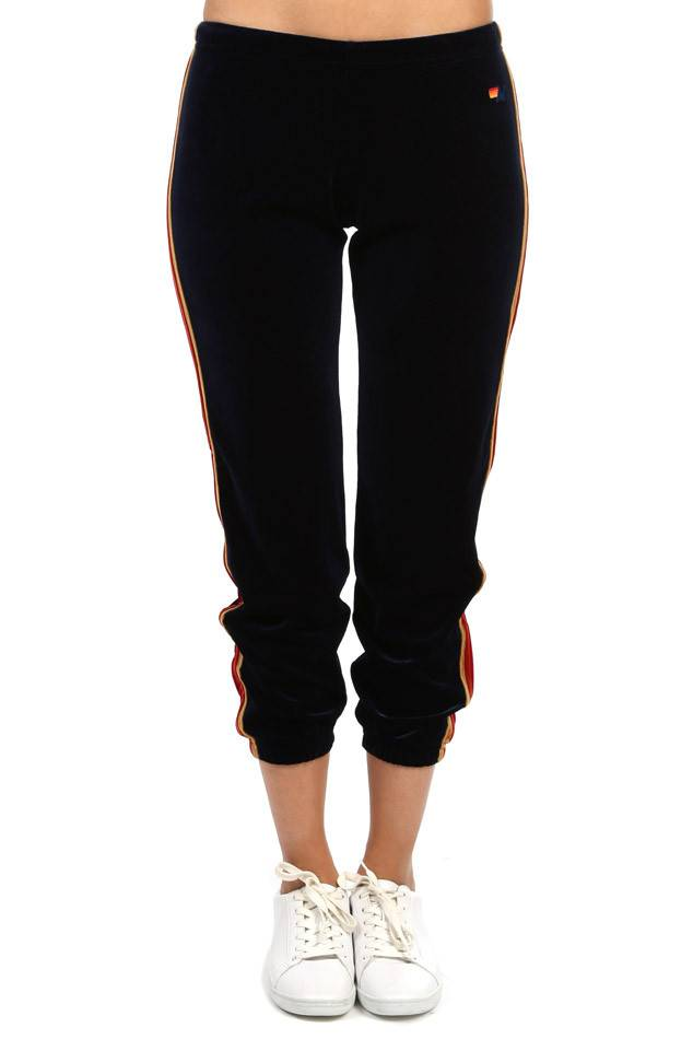 Aviator Nation Classic - Velour Sweatpant