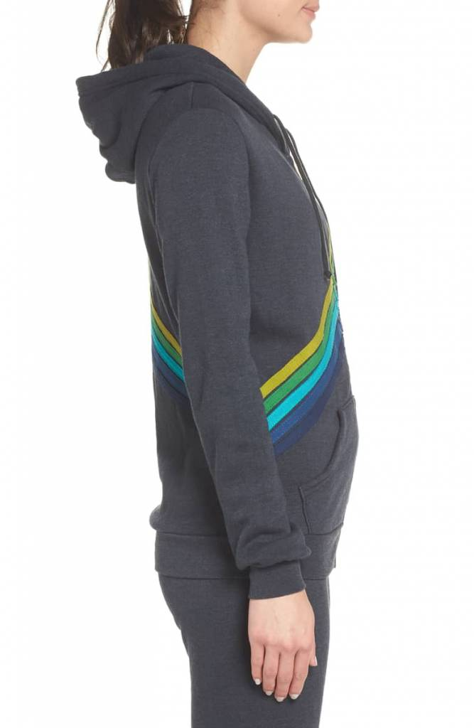 Aviator Nation Disco - Zip Hoodie