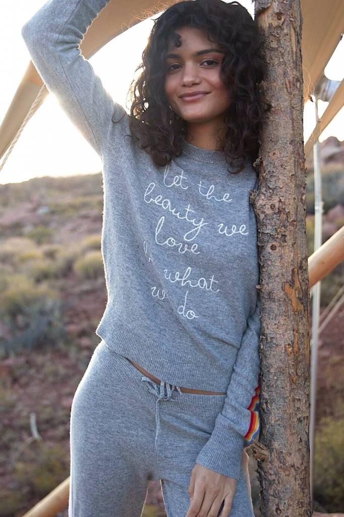 SPIRITUAL GANGSTER Beauty Classic Sweater
