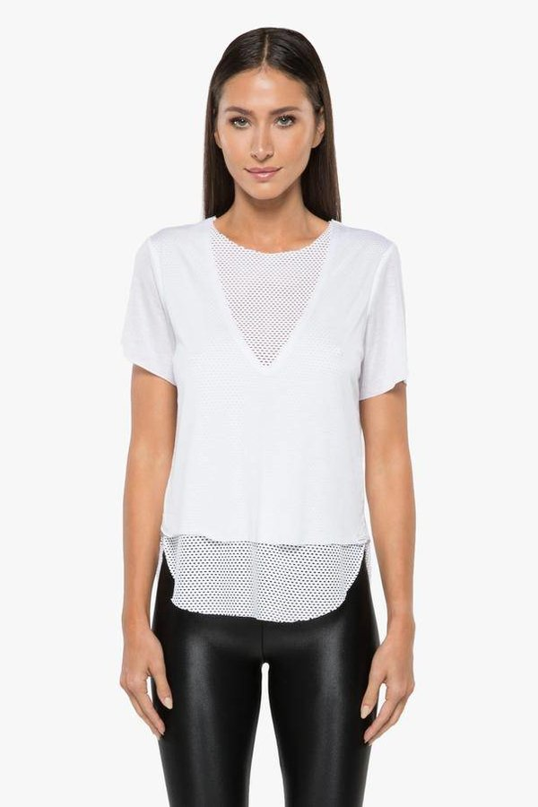 KORAL Double Layer Tee