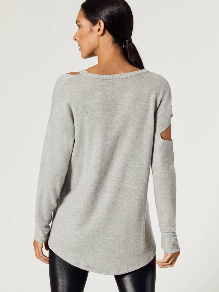 LNA Brushed Sky Sweater