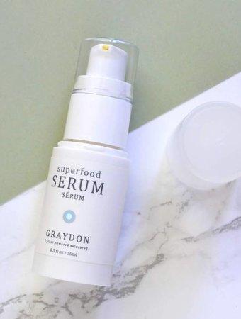 Graydon Copy of Superfood Serum 10 ml