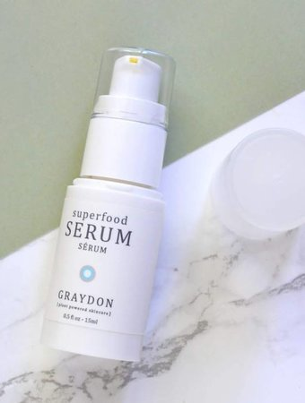 Graydon Superfood Serum 15 ml