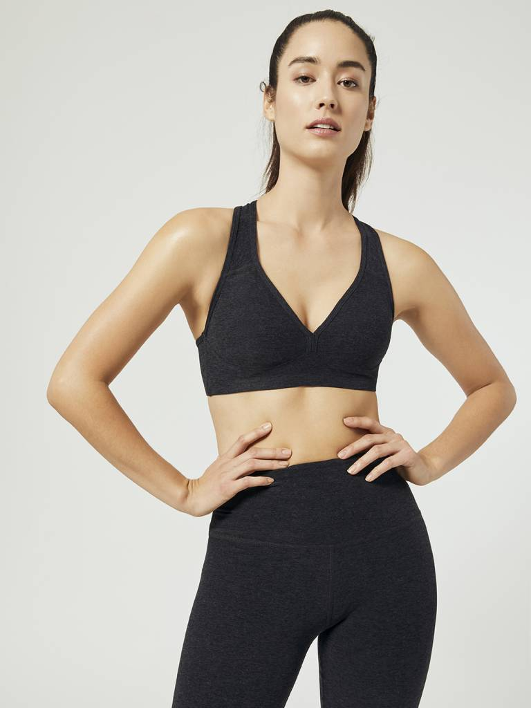 BEYOND YOGA Spacedye lift your spirits Bra