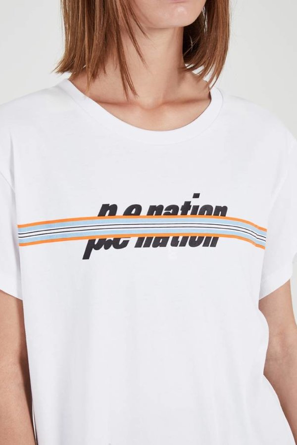 P.E Nation Sky Shot Tee