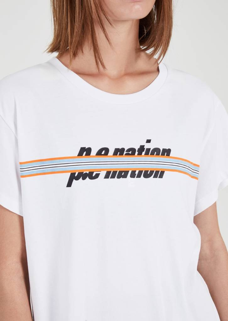 P.E Nation Sky Shot Tee