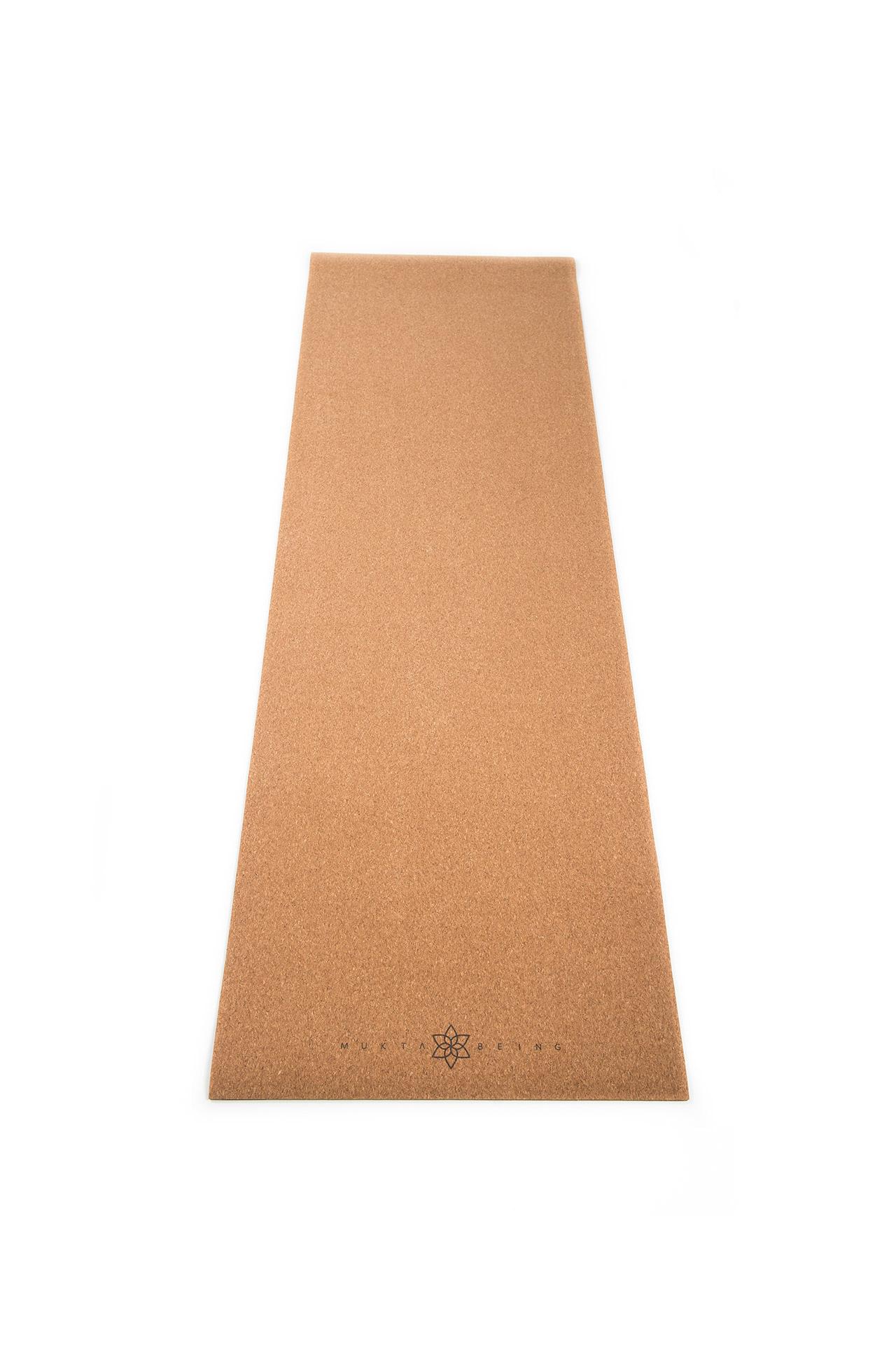 MUKTA BEING Mukta Cork Yoga Mat