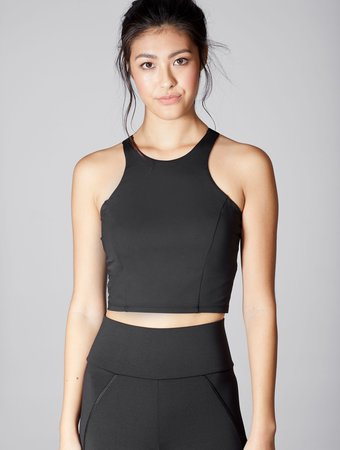 MICHI Vibe Crop Top