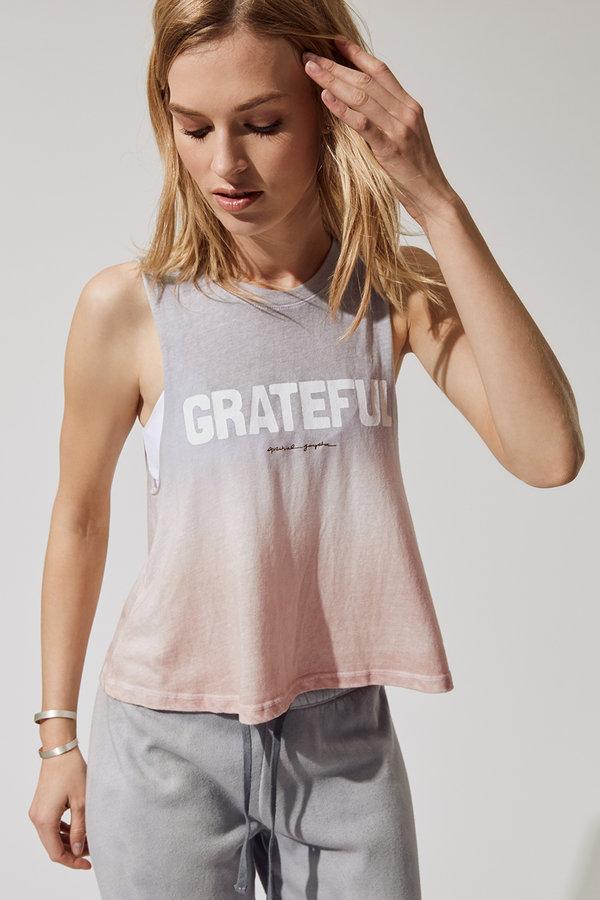 SPIRITUAL GANGSTER Grateful Crop Tank